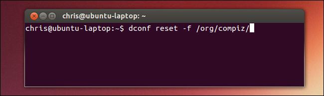 reset-compiz-settings