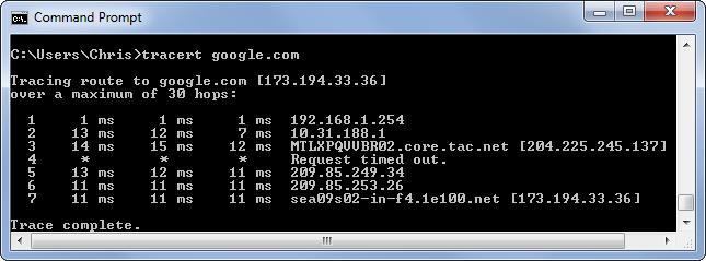 tracert-command-on-windows