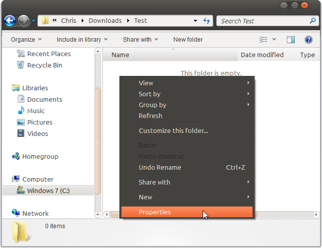 ubuntu-theme-for-windows-7