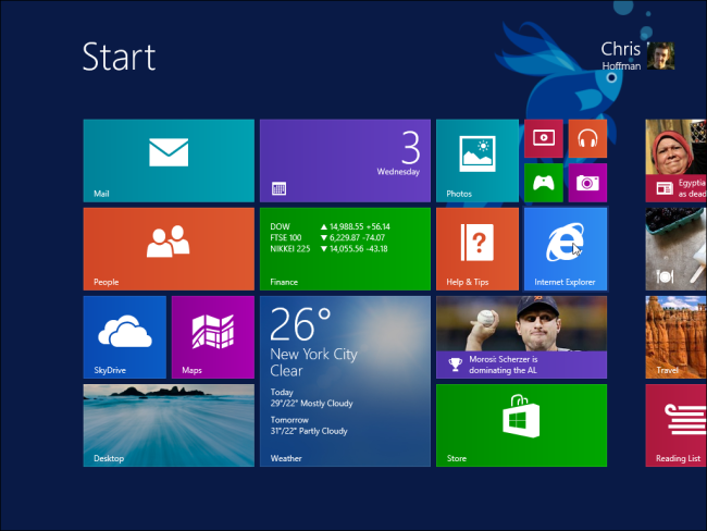 how to change windows 8.1 start menu