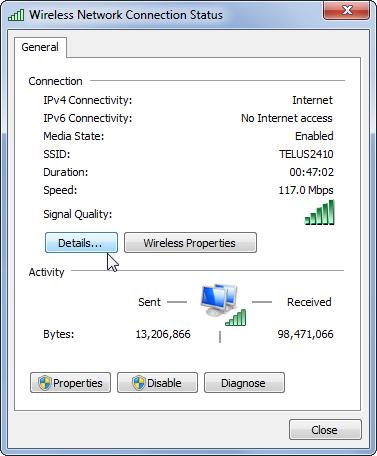 windows-network-connection-details