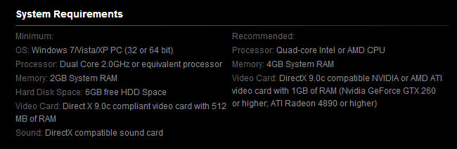 skyrim-system-requirements