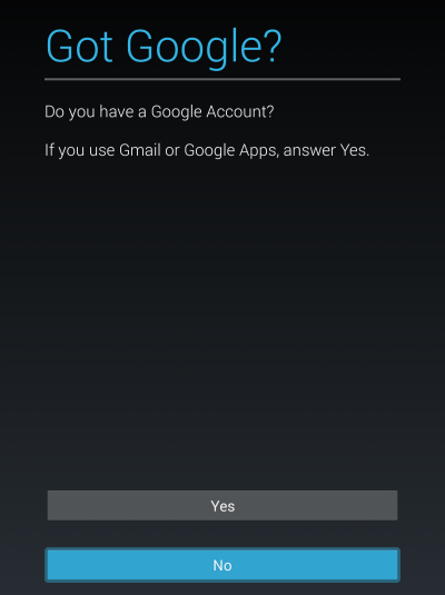 android-no-google-account