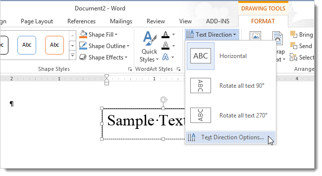 04_selecting_text_direction_options