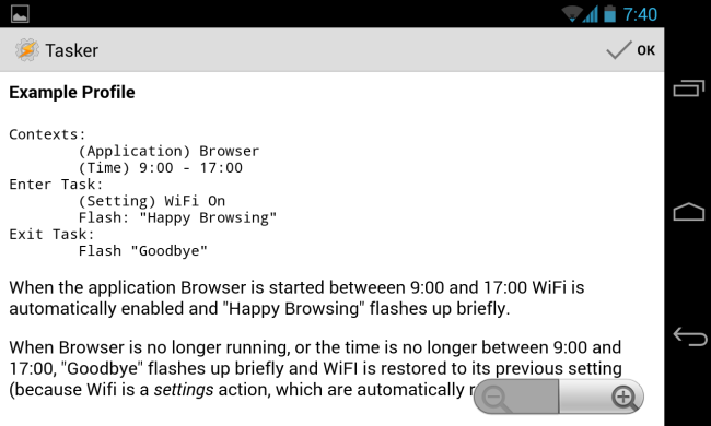Android tasker creating simple quick setting dialog youtube.