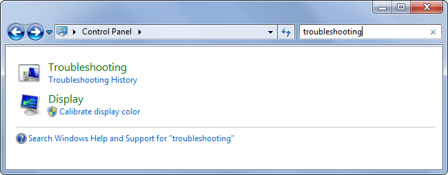 access-troubleshooters-in-windows
