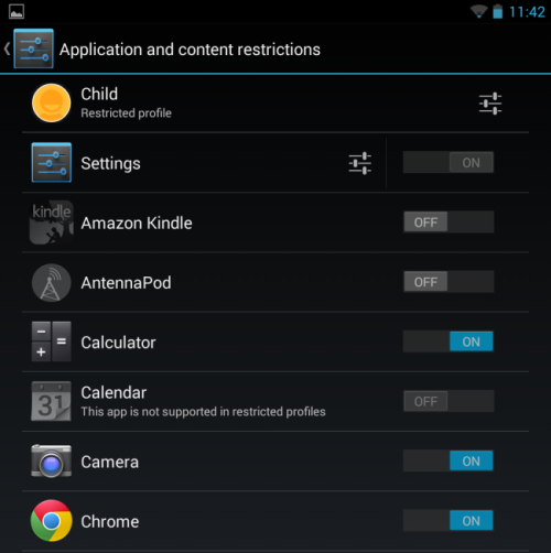 android-restricted-profiles