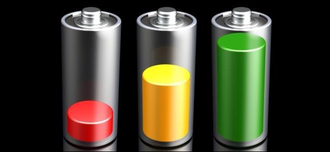 battery-levels