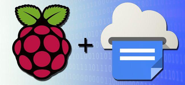 How to Turn a Raspberry Pi into a Google Cloud Print Server