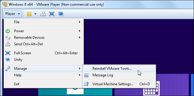 install-vmware-tools