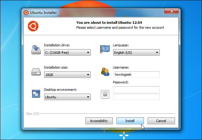 ubuntu-wubi-installer
