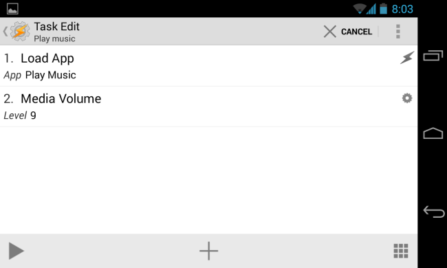 tasker-open-music-player-and-set-volume