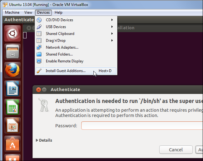 virtualbox-install-guest-additions