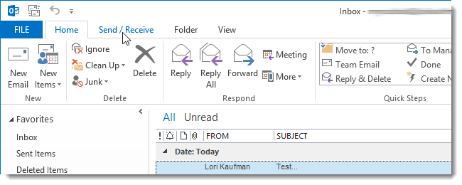 how to create mailing groups in outlook 2013