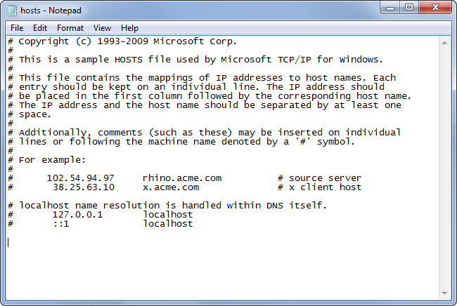 default-hosts-file-windows-7