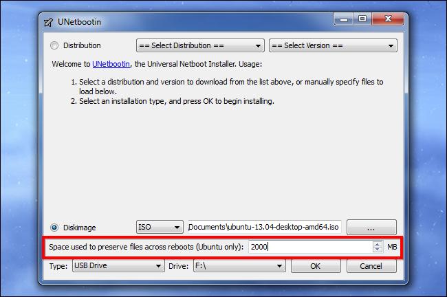 unetbootin-ubuntu-persistent