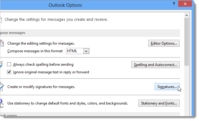 how to create a new email account in outlook 2013