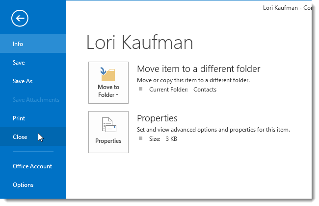 How to add a business card image to a signature in outlook 2013 how to add a business card image to reheart Choice Image