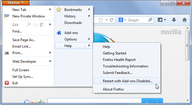 firefox-restart-with-add-ons-disabled