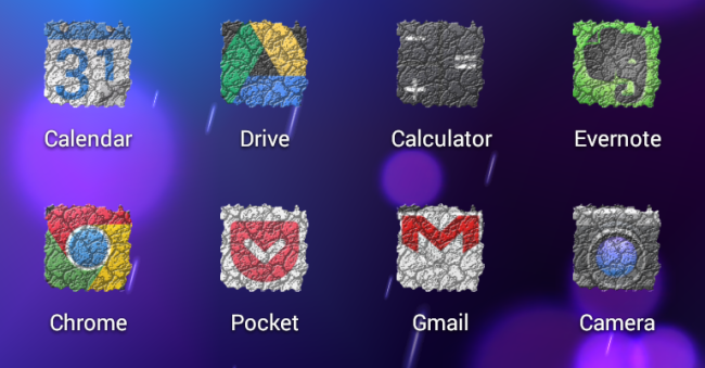 crumbled-icon-pack