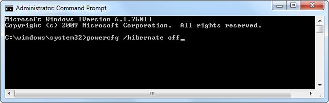 delete-hibernation-file