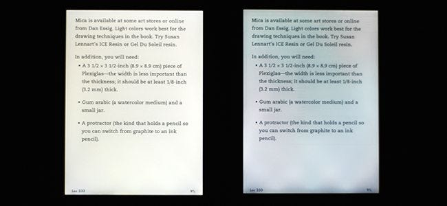 HTG Reviews the New Kindle Paperwhite: The King of the Hill