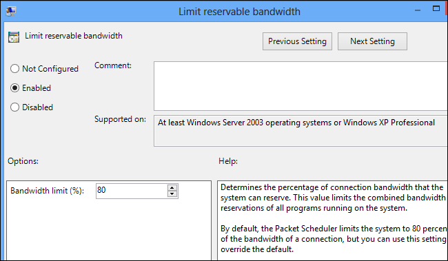 limit-reservable-bandwidth