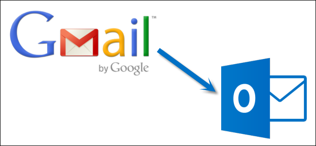 How to forward outlook email to Gmail?