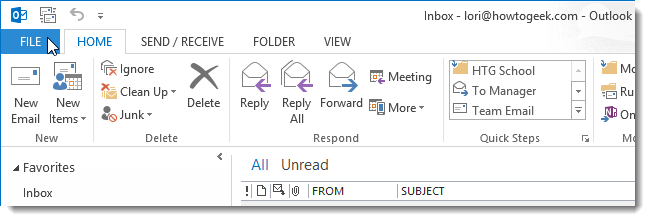 How to Import Multiple Contacts into Outlook 2013 From a