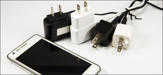 smartphone-and-chargers