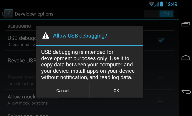 android-enable-usb-debugging