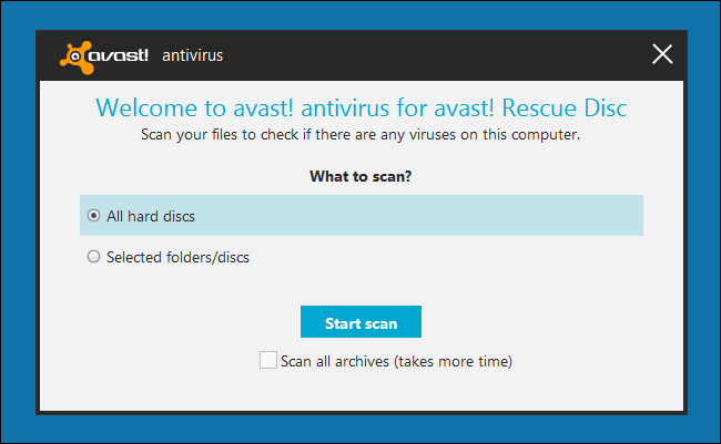 How to Make a Norton Virus Scanner Boot Disc