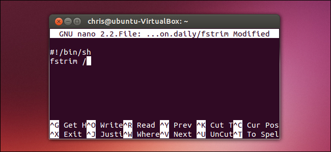 Ubuntu Doesn't TRIM SSDs By Default: Why Not and How To
