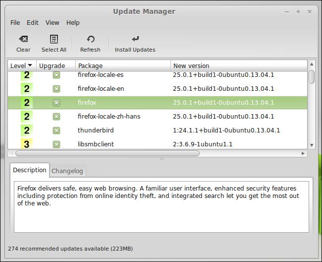 linux-mint-updates-firefox