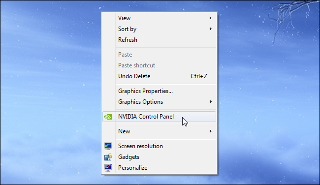 open-nvidia-control-panel