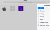 How to Sync Any Browser's Bookmarks With Your iPad or iPhone