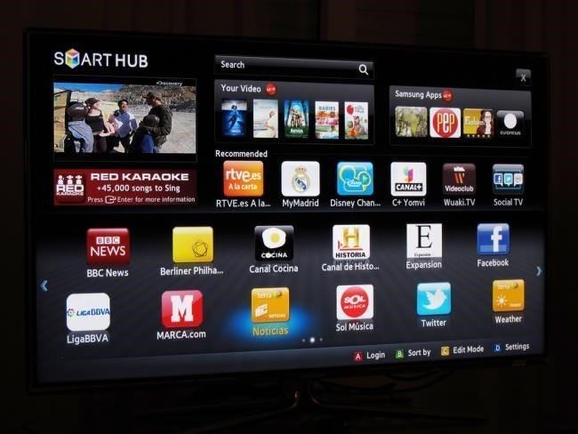 A Smart smart tvs are stupid: why you don't really want a smart tv