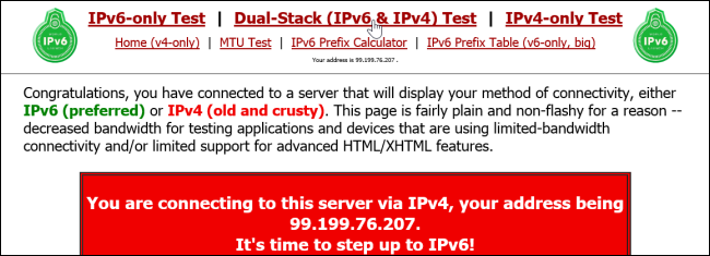 test-ipv6