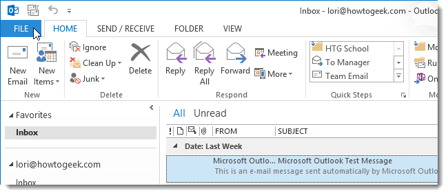 How To Backup And Restore Signatures In Outlook 2013