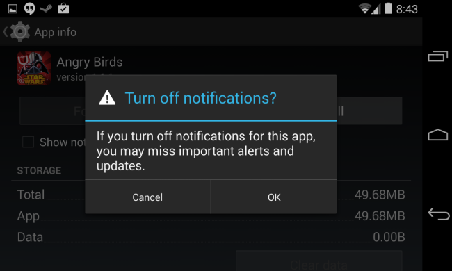 android-prevent-app-from-showing-notifications