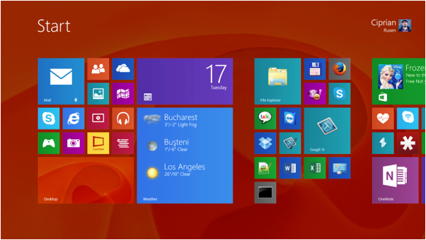 Better More Customizable Start Screen App Tiles