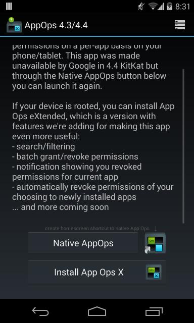 install-appops-x