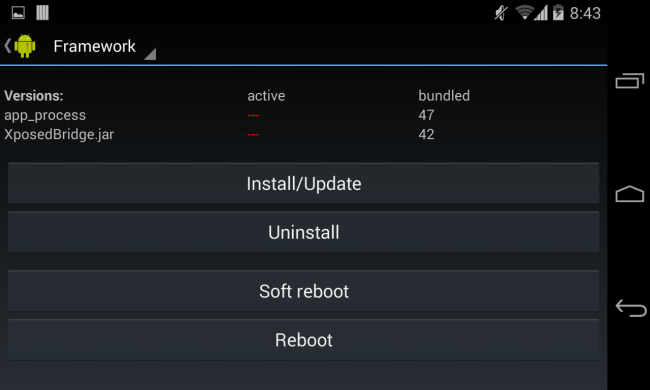 How to Restore Access to App Ops in Android 4 4 2+