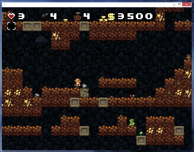 spelunky-for-chrome