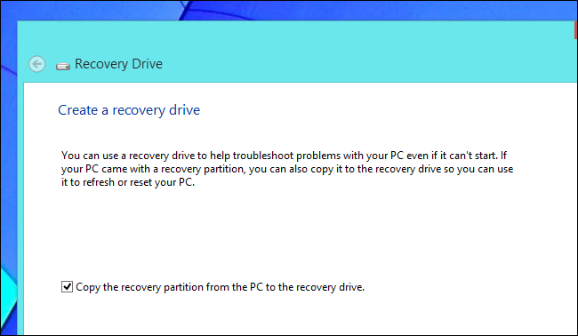 create-recovery-drive-surface-pro