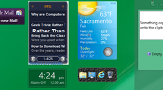 How to Add Gadgets Back to Windows 8.1 or 10