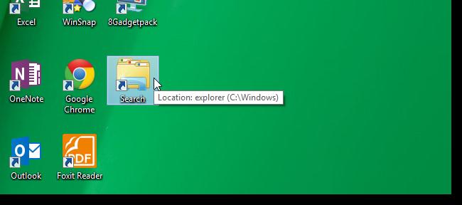 04_search_shortcut_on_desktop