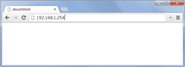 access-router-setting-page