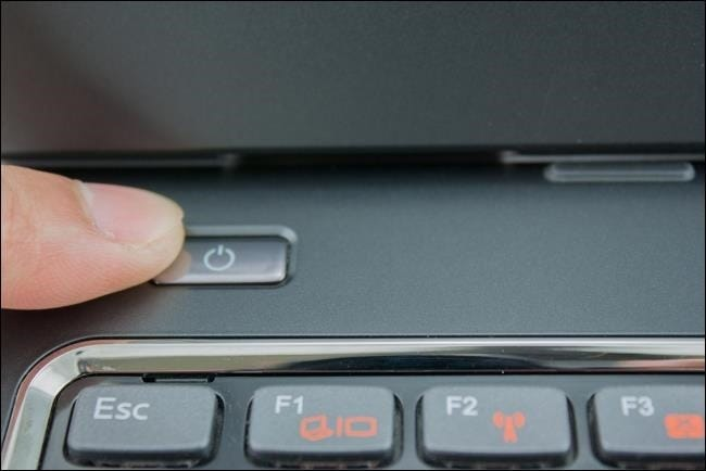 Yes, It's Okay to Shut Down Your Computer With the Power Button