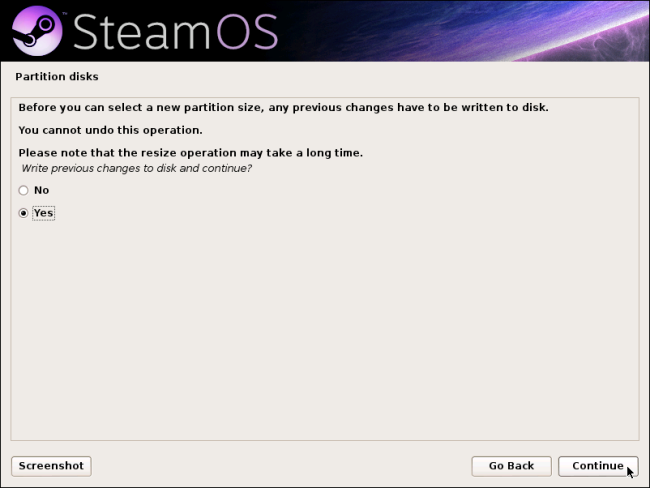 confirm-changes-steamos-installer